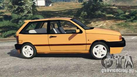 Fiat Tipo для GTA 5 вид слева
