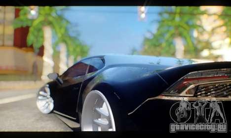 Oppai Boing Boing ENB для GTA San Andreas третий скриншот