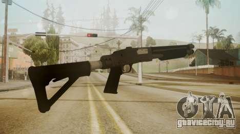 GTA 5 Shotgun для GTA San Andreas второй скриншот