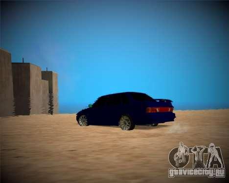 Ваз-2115 для GTA San Andreas вид сбоку
