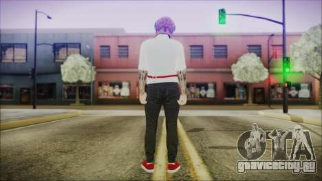 DLC Halloween GTA 5 Mosca для GTA San Andreas третий скриншот