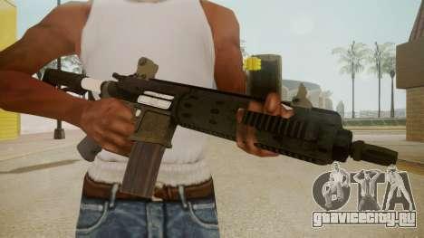 GTA 5 M4 для GTA San Andreas третий скриншот