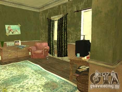 Квартира из GTA IV для GTA San Andreas шестой скриншот