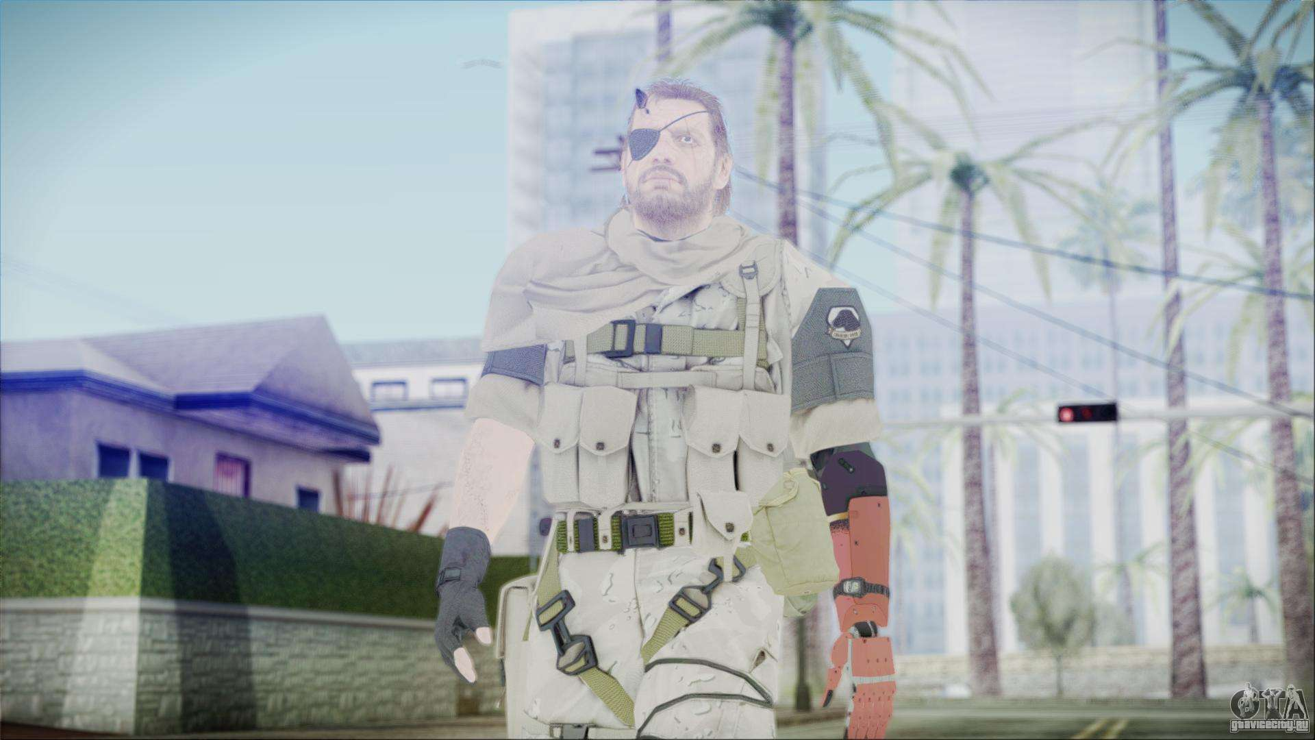 gta 5 how to make mgsv snake