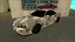 Nissan Skyline R34 Army Drift для GTA San Andreas