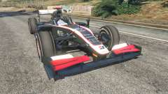 Hispania F110 (HRT F110) v1.1 для GTA 5