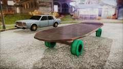 Giant Skateboard для GTA San Andreas