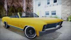GTA 5 Albany Buccaneer Custom