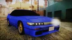 Nissan Silvia Sil80