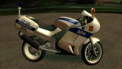 BMW R1200S Мотобат (ДПС) для GTA San Andreas