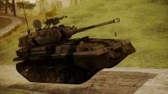 Alvis FV101 Scorpion для GTA San Andreas