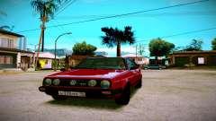Volkswagen Golf Mk2 для GTA San Andreas
