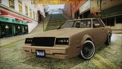 GTA 5 Willard Faction Custom Bobble Version для GTA San Andreas