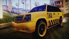 Albany Cavalcade Taxi (Hotwheel Cast Style) для GTA San Andreas