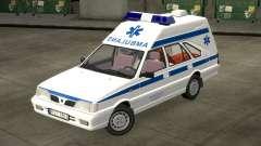 Daewoo FSO Polonez 1999 - Скорая помощь