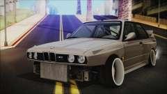 BMW M3 E30 Camber