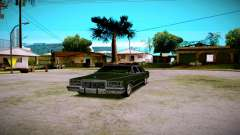 Cadillac Fleetwood Brouhman 1985 для GTA San Andreas