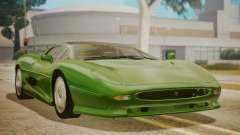Jaguar XJ220 1992 IVF АПП для GTA San Andreas