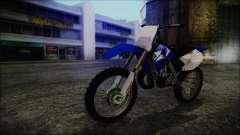 Yamaha YZ250 для GTA San Andreas