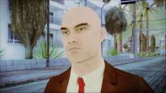 Hitman Absolution Agent 47 для GTA San Andreas