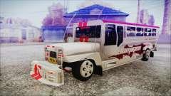 Hataw Motor Works Jeepney