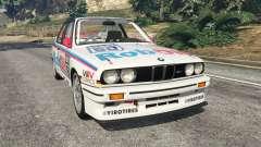 BMW M3 (E30) 1991 v1.2 для GTA 5