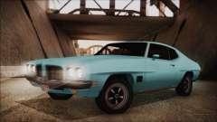 Pontiac Lemans Hardtop Coupe 1971