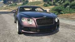 Bentley Continental GT 2012 v1.1 для GTA 5