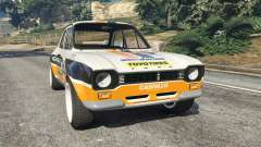 Ford Escort MK1 v1.1 [Carrillo]
