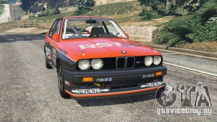 BMW M3 (E30) 1991 [RST] v1.2 для GTA 5
