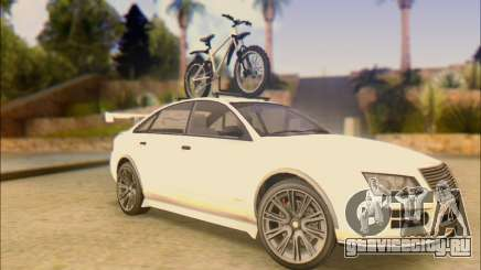 Obey Tailgater Special Tuning для GTA San Andreas