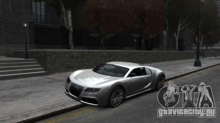 Adder HQ from GTA 5 для GTA 4