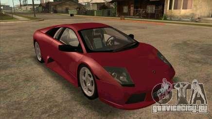 Lamborghini Murcielago купе для GTA San Andreas