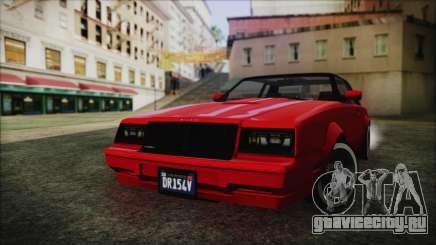 GTA 5 Willard Faction Custom without Extra IVF для GTA San Andreas