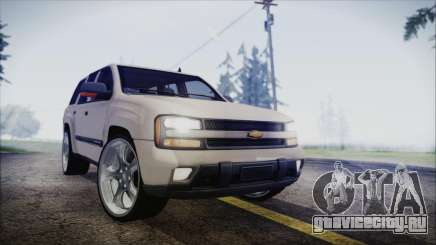 Chevrolet Triblazer для GTA San Andreas