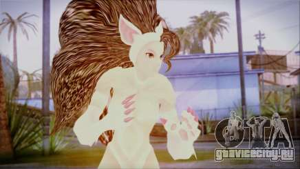 MVC3 Felicia для GTA San Andreas