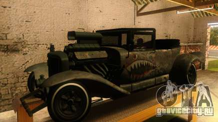 Albany Frenken Stange Rusty Edition для GTA San Andreas