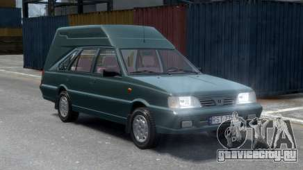 Daewoo-FSO Polonez Cargo Van Plus 1999 для GTA 4