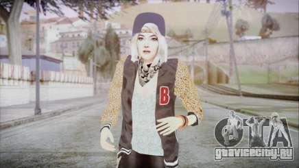 Home Girl Chola 2 для GTA San Andreas