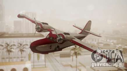 Grumman G-21 Goose N121GL для GTA San Andreas