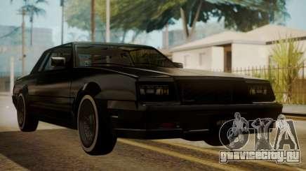 GTA 5 Faction Stock DLC LowRider для GTA San Andreas
