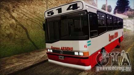 Mercedes-Benz OHL 1320 Linea 514 Expreso Arseno для GTA San Andreas