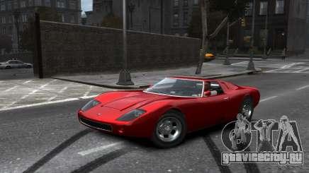 GTA 5 Monore Imporeved для GTA 4
