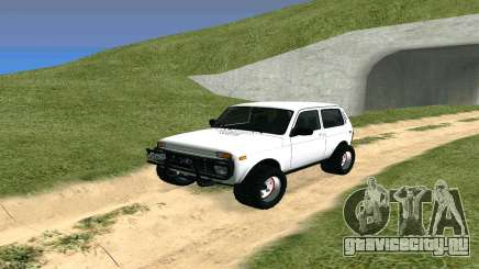Lada Urban OFF ROAD для GTA San Andreas