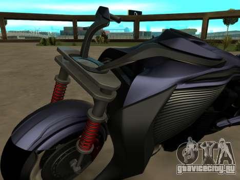 Krol Taurus concept HD ADOM v2.0 для GTA San Andreas вид справа