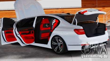 BMW 7-er 2016 v2.0 для GTA 4 вид справа