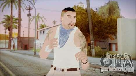 GTA 5 LS Vagos 2 для GTA San Andreas