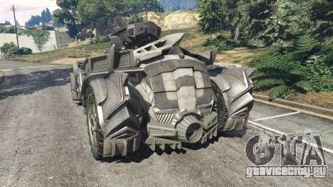 Batmobile Mk2 v0.9 для GTA 5