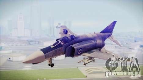 McDonnell Douglas F-4N Hellenic Air Force для GTA San Andreas