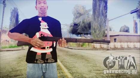 GTA 5 Musket - Misterix 4 Weapons для GTA San Andreas третий скриншот